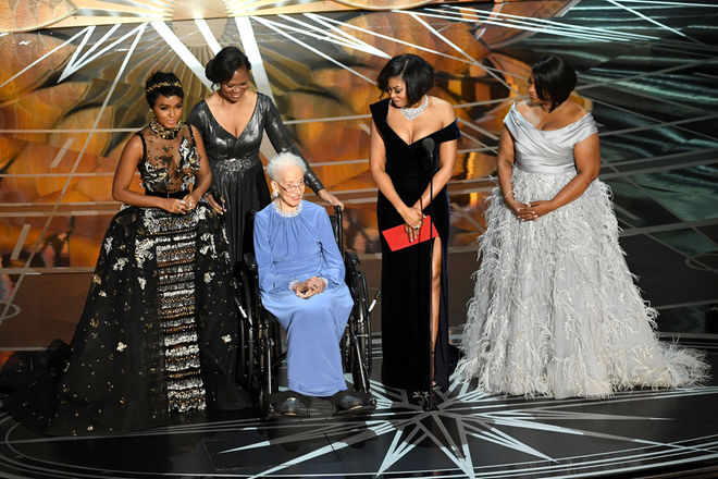 katherine-johnson-oscars-getty-images