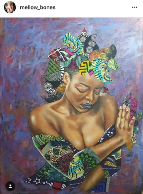 Breathtaking African Art by KantanuKay